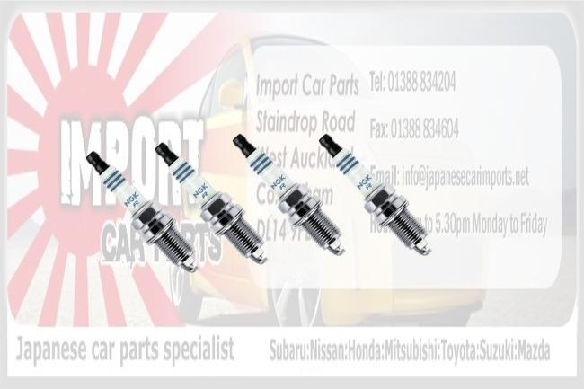 NGK Platinum Spark Plugs x 4 Toyota Celica 2.0 ST203 3S-GE 4WS
