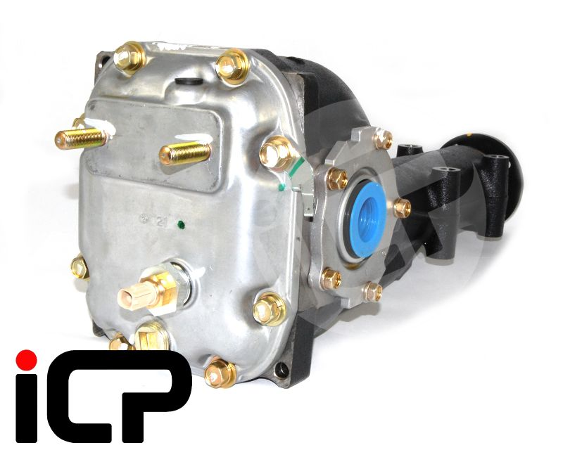 Subaru Impreza 2.0 WRX GDA & GGA Genuine R160 Rear 3.545 Viscous LSD ...