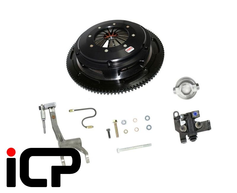 Subaru Impreza & WRX STi 6 Speed Twin Plate Push Competition Clutch Conversion