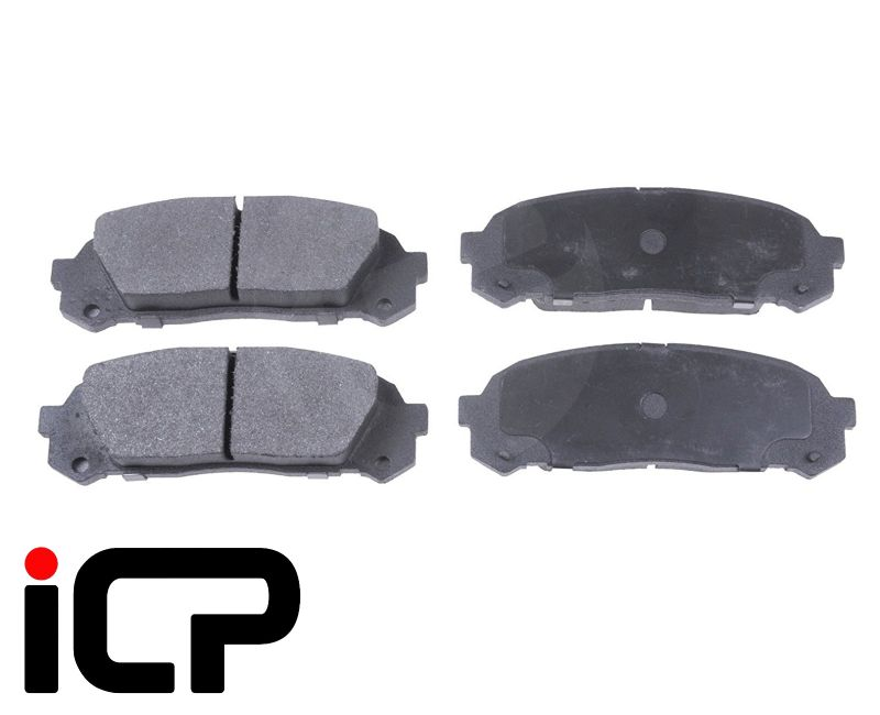 Toyota Chaser 1JZ-GTE JZX100 Rear Brake Pad Set