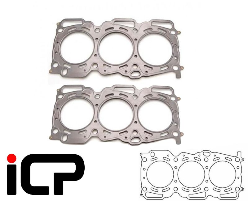 Subaru SVX EG33 1.7MM 100MM Bore Cometic Uprated MLS Head Gaskets