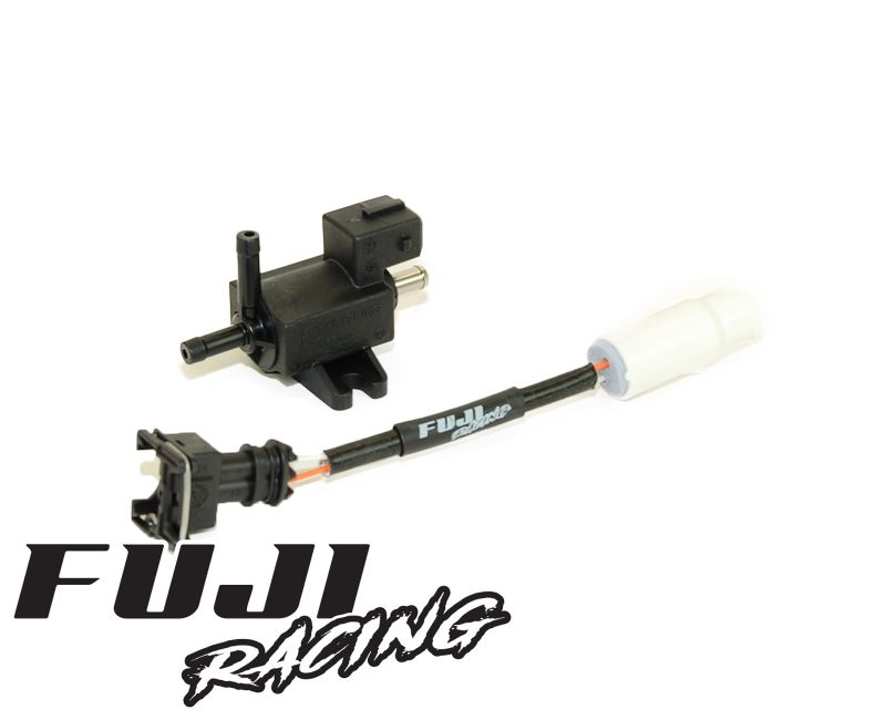 Fuji Racing 3 Port Boost Solenoid Plug & Play Kit - Subaru Impreza 92-98