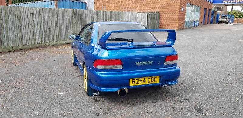 Impreza WRX STi Type R Version 4 GBP14,995
