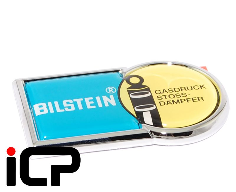 Subaru Legacy GT-B Rear Bilstein Badge