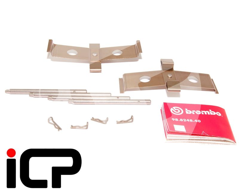 Subaru Impreza & Forester STi Brembo Rear Brake Pad Fitting Kit