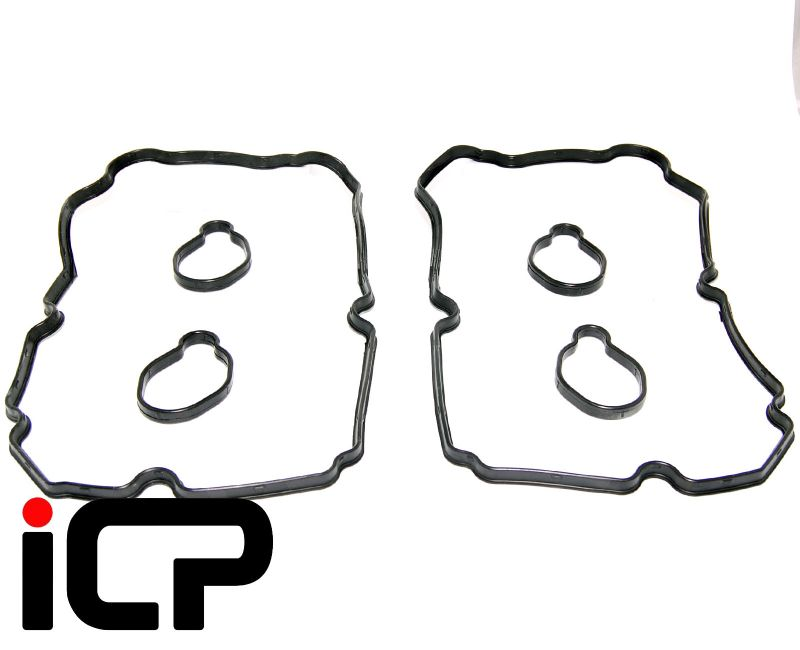 Subaru Legacy Twin Scroll 03-09 ICP LH & RH Rocker Cover Gasket Kits