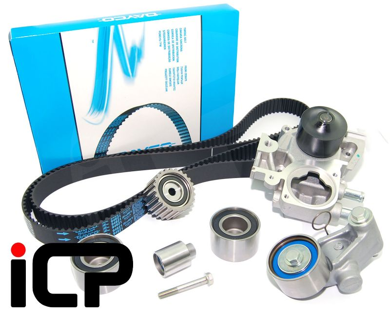 Subaru Forester JDM 2.0 XT Turbo Dayco Timing Belt Kit & 2 Pipe Water Pump