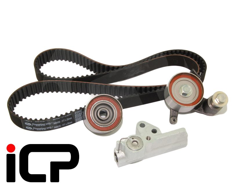 Toyota Celica Gt4 St205 Gates Timing Belt Kit With